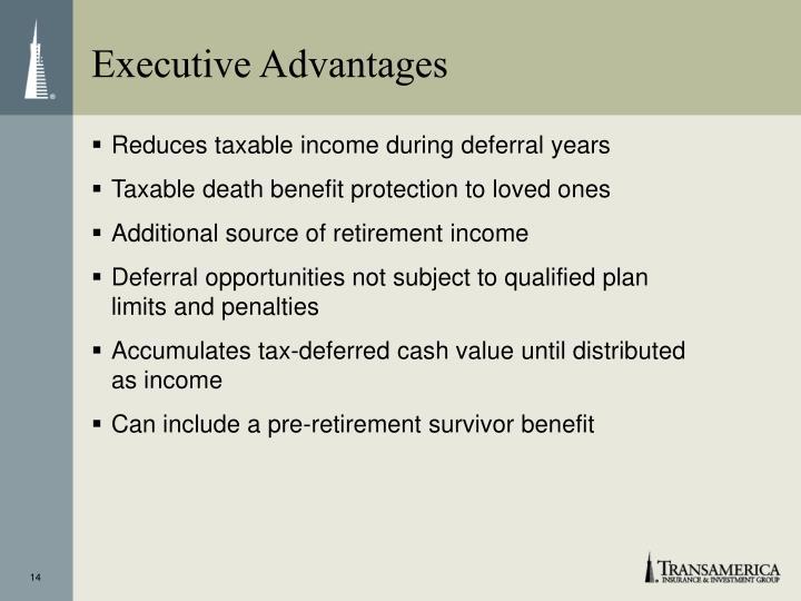 Executive Advantages