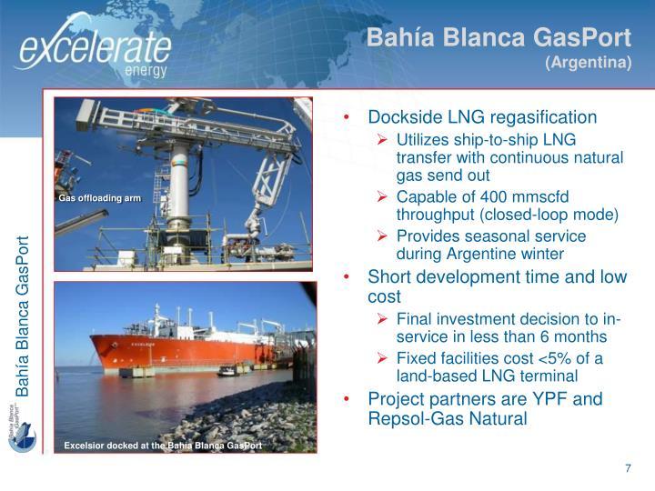 Bahía Blanca GasPort
