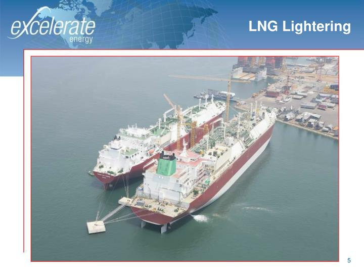 LNG Lightering