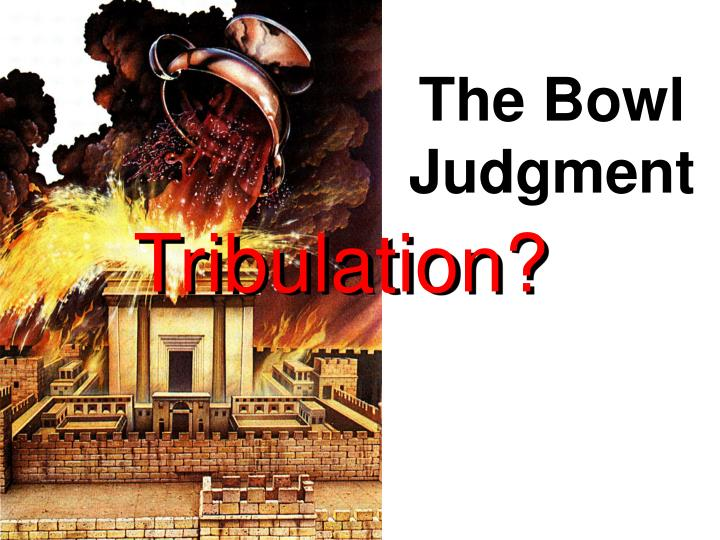 The Bowl Judgment