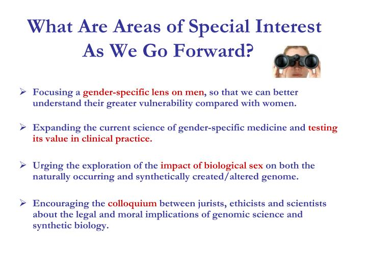 What Are Areas of Special Interest