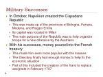 military successes1