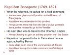 napol on bonaparte 1769 18212