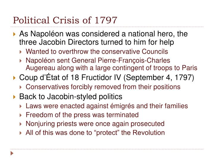 Political Crisis of 1797