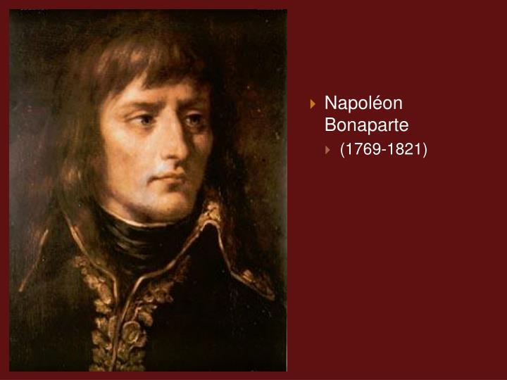 Napolon Bonaparte