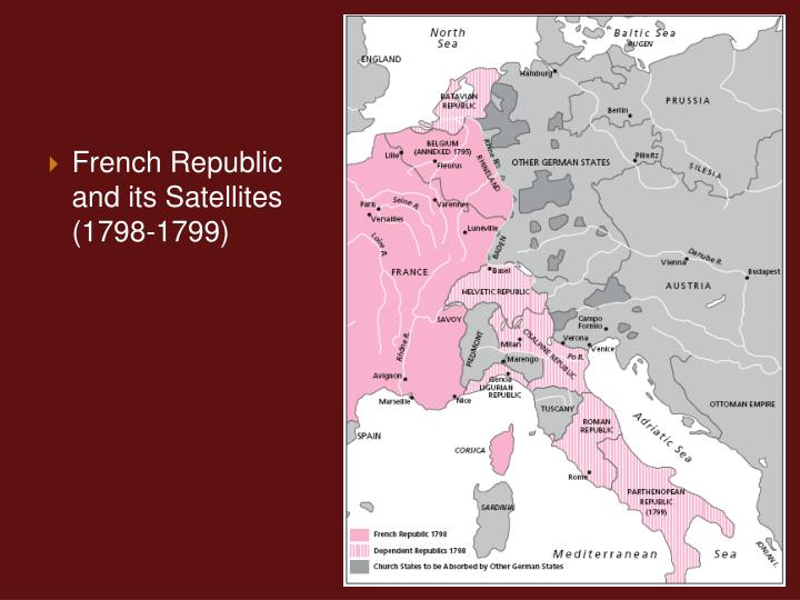 French Republic and its Satellites (1798-1799)