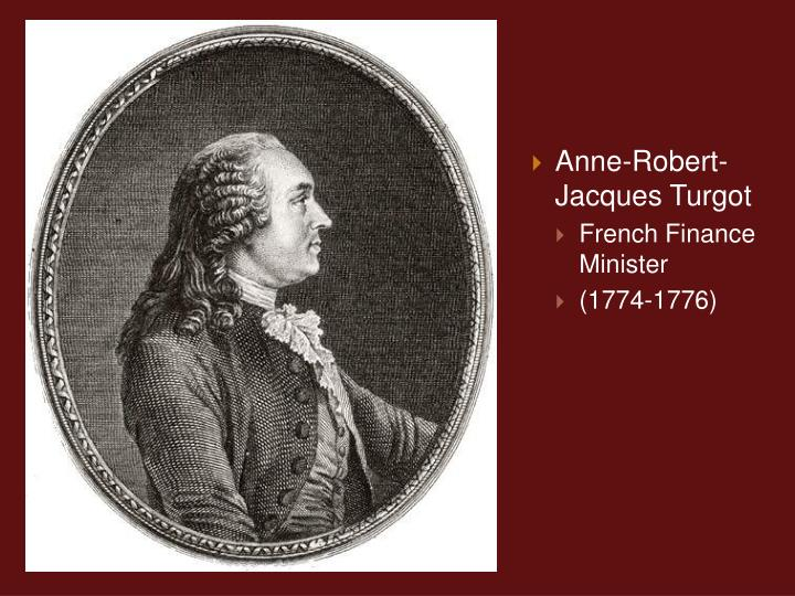 Anne-Robert-Jacques Turgot