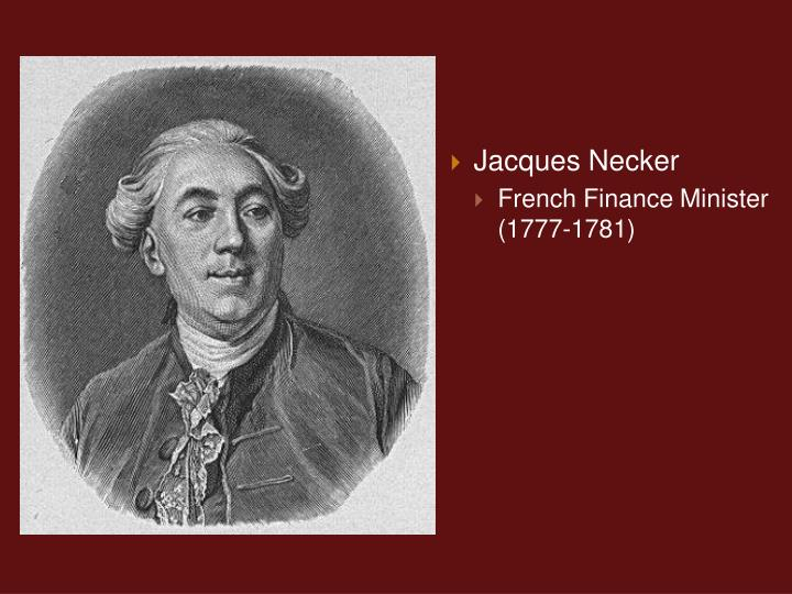 Jacques Necker