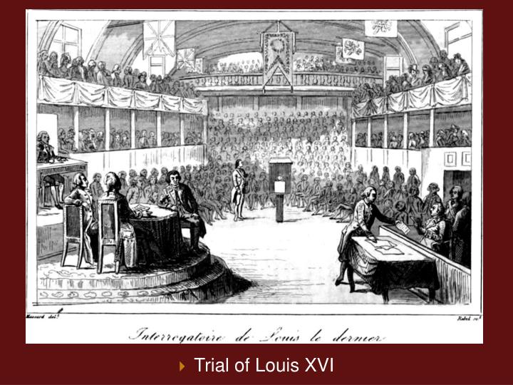 Trial of Louis XVI