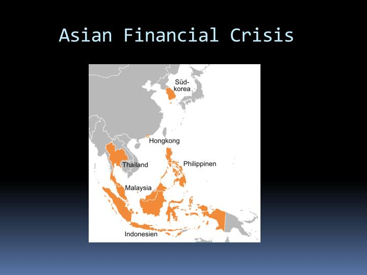 Asian Financial Crisis