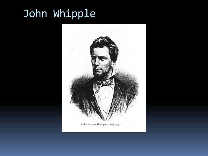 John Whipple