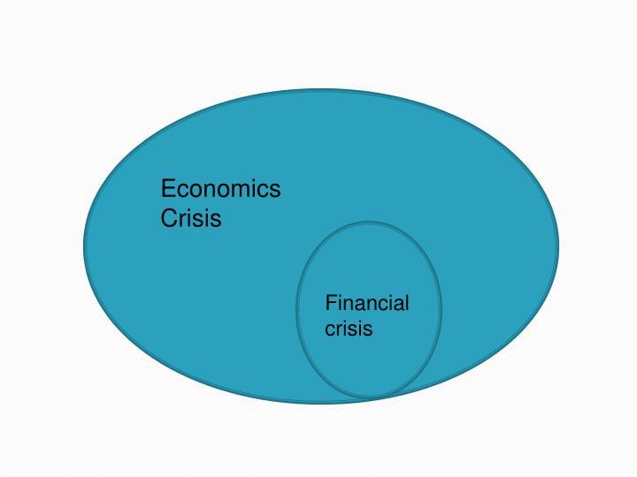 Economics Crisis