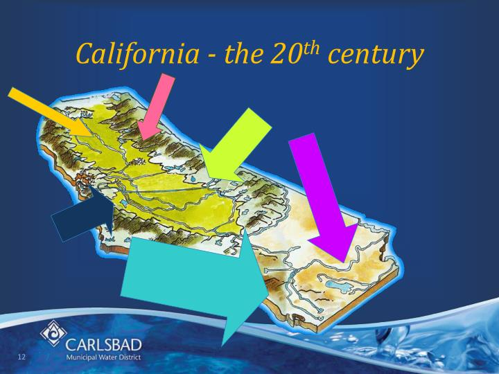 California - the 20