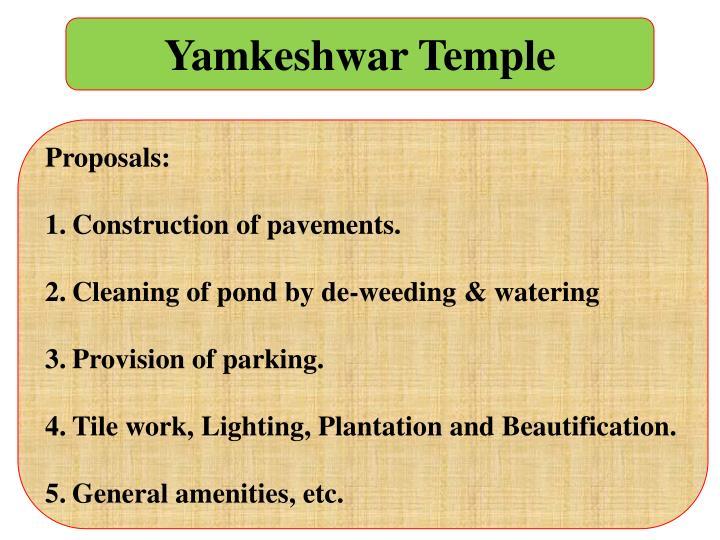 Yamkeshwar
