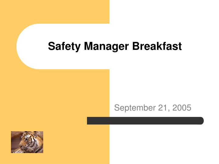 safety manager Once all documentation is submitted and approved, you will receive your concrete safety manager registration number and photo registration card.