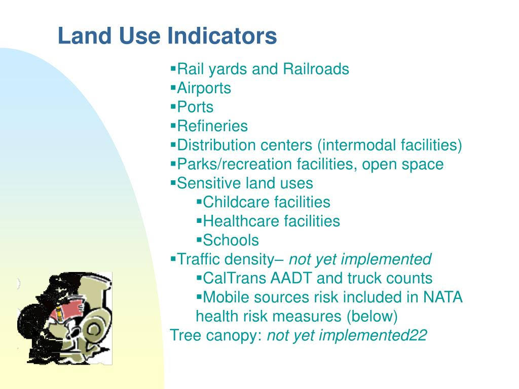 Land Use Indicators