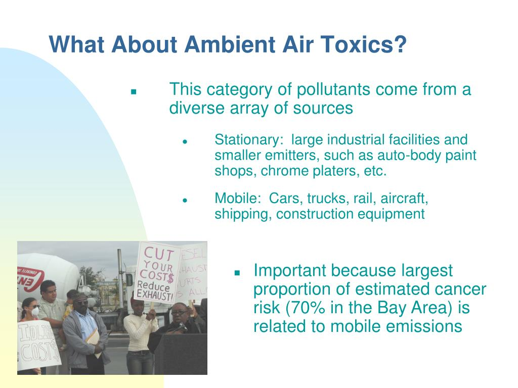 What About Ambient Air Toxics?