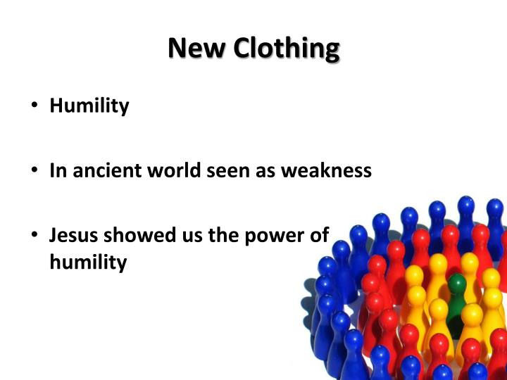 New Clothing