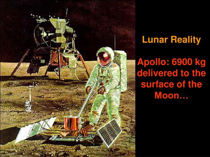 Lunar Reality