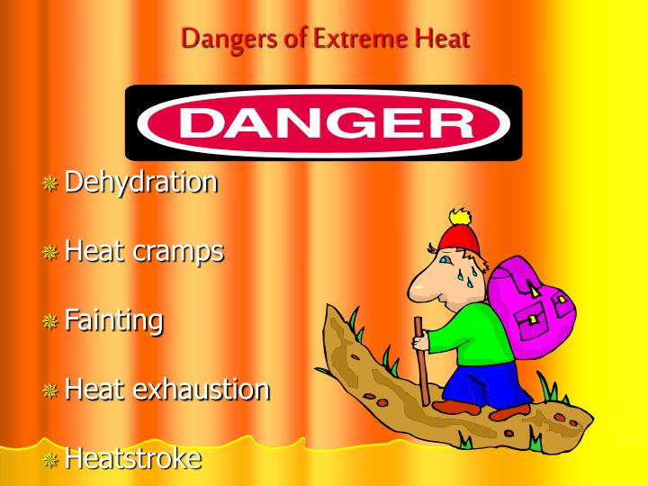 Dangers of Extreme Heat