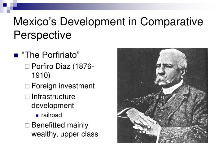 Mexic o s development in comparative perspective2