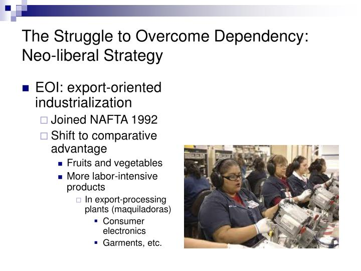 The Struggle to Overcome Dependency