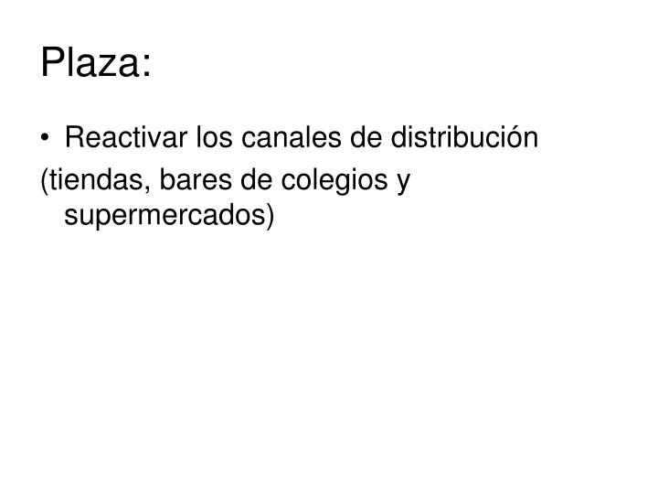 Plaza: