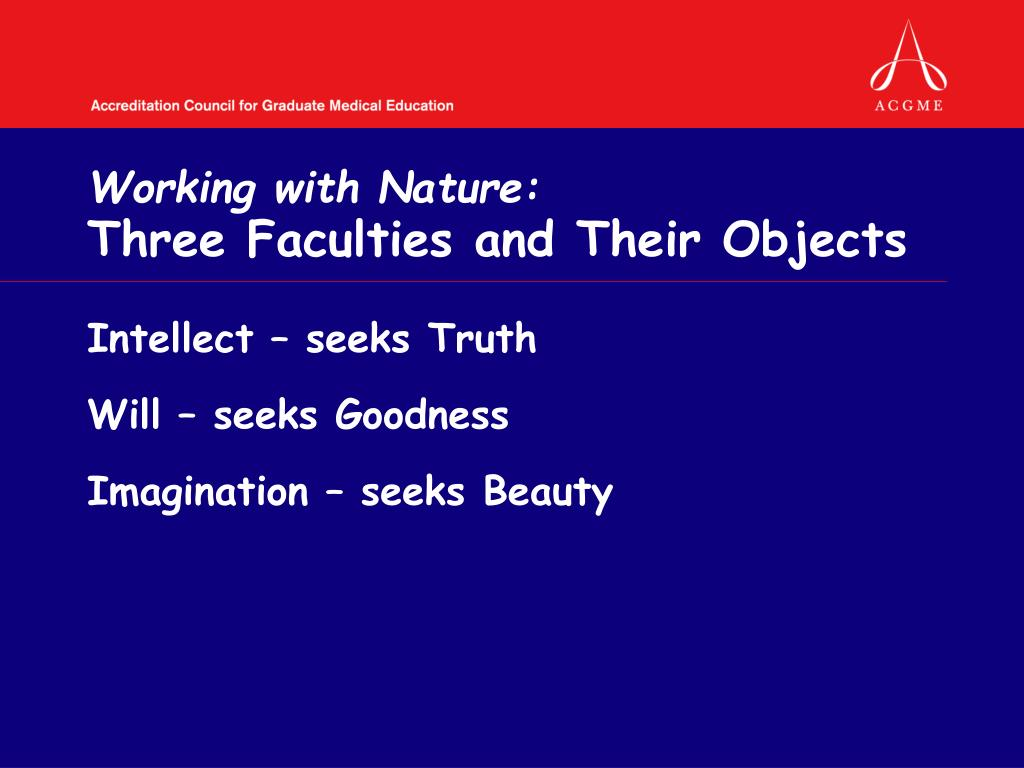 Working with Nature: