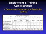 employment training administration1