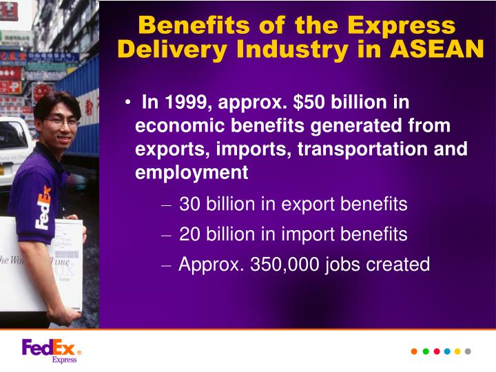 Benefits of the Express