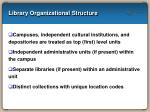 library organizational structure1