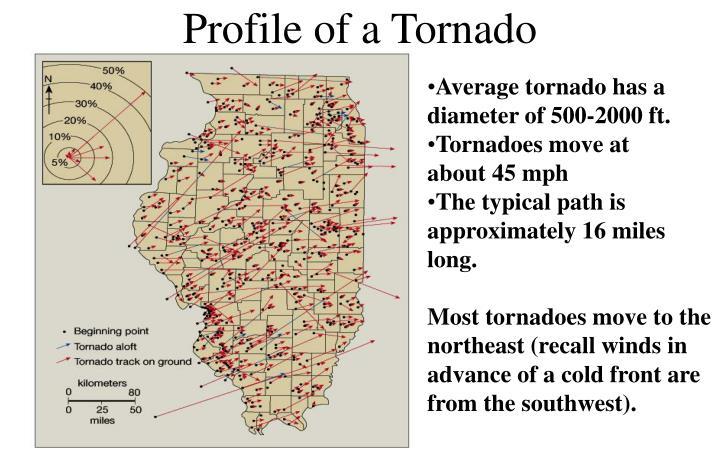 Profile of a Tornado
