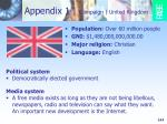 appendix 1 campaign united kingdom