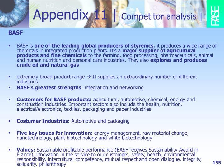 Appendix 11 |