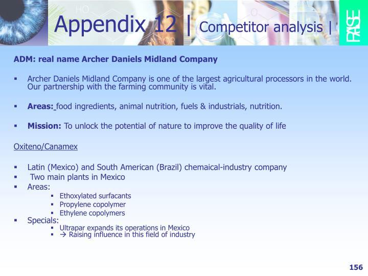 Appendix 12 |