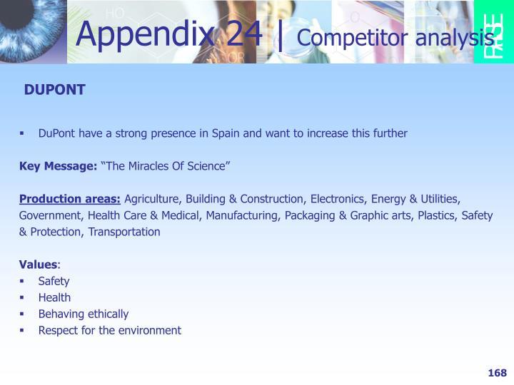 Appendix 24 |