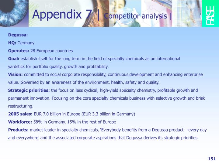 Appendix 7 |
