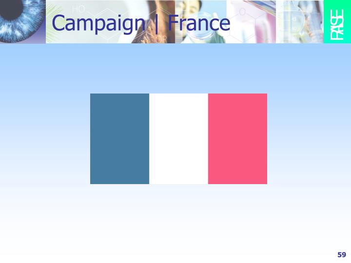 Campaign | France