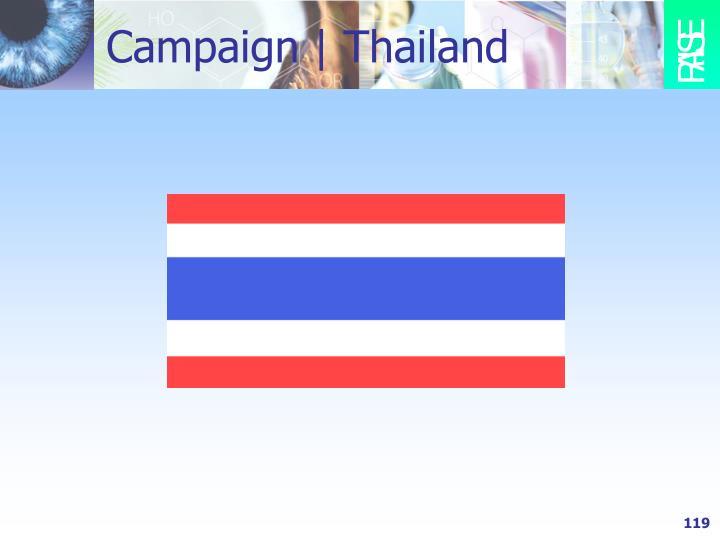 Campaign | Thailand