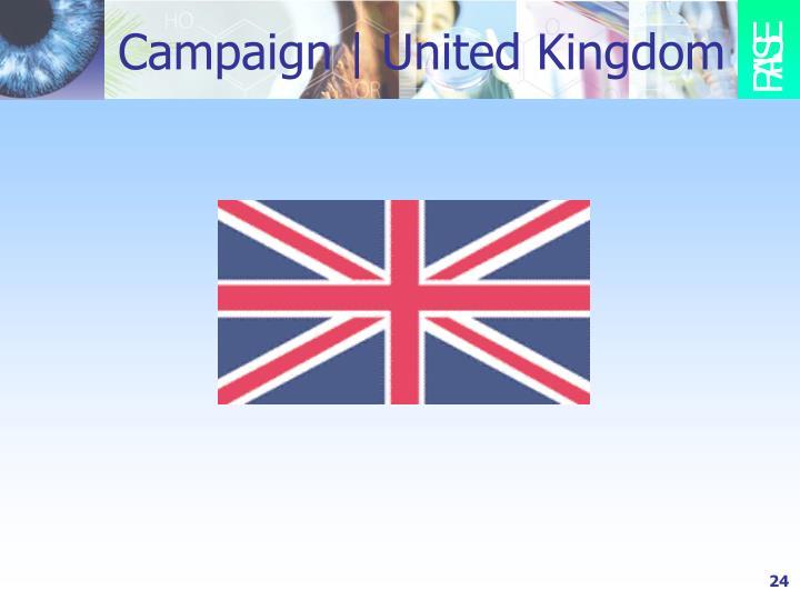 Campaign | United Kingdom