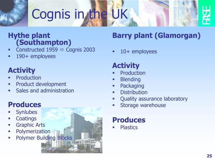 Hythe plant (Southampton)