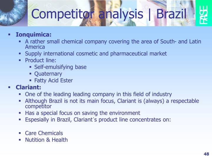 Competitor analysis | Brazil