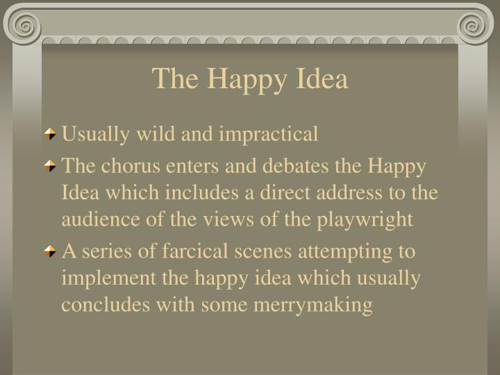 The Happy Idea