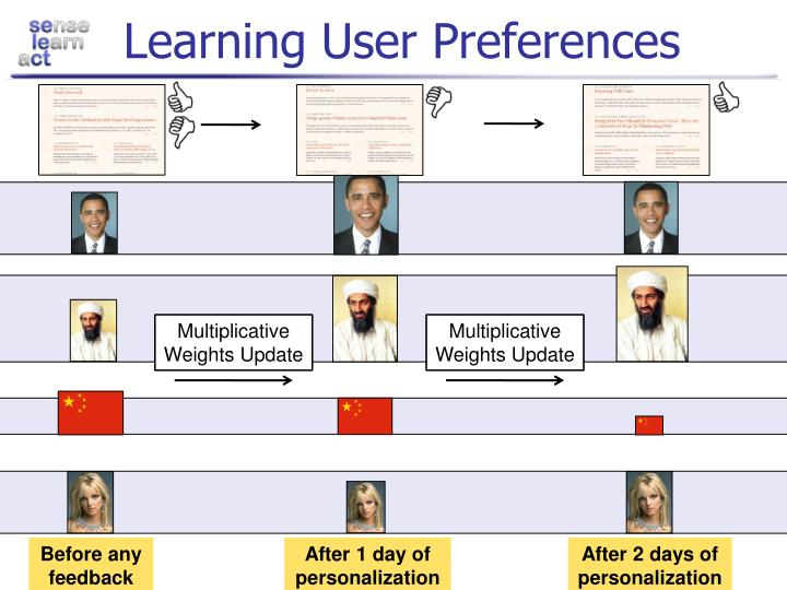 Learning User Preferences