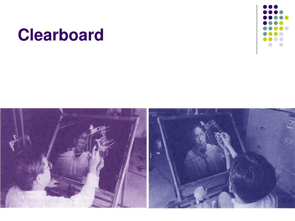 Clearboard