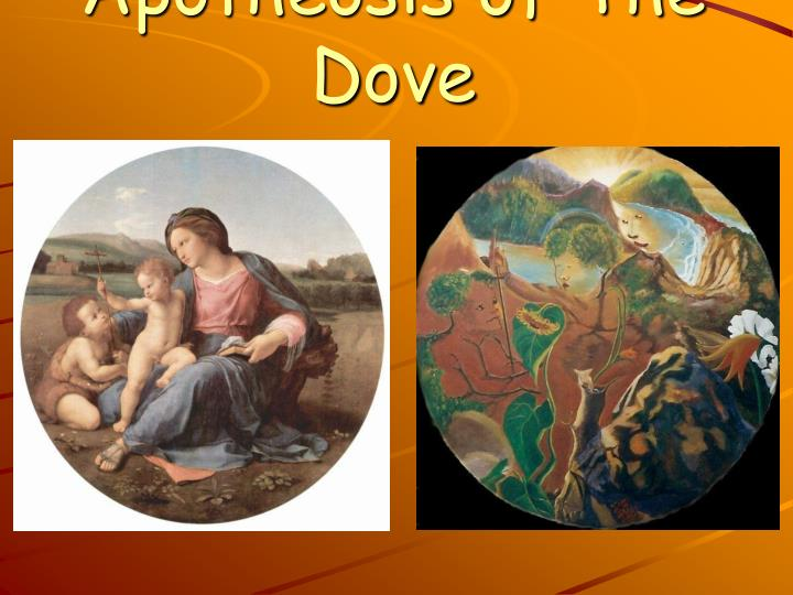 Apotheosis of The Dove