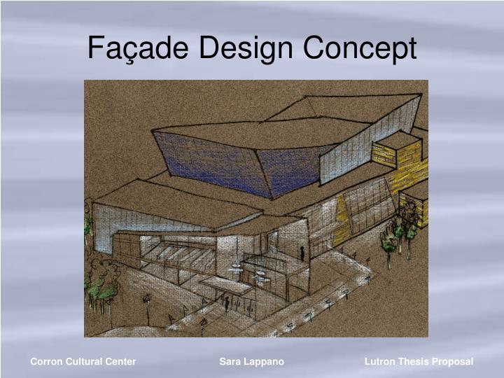 Façade Design Concept