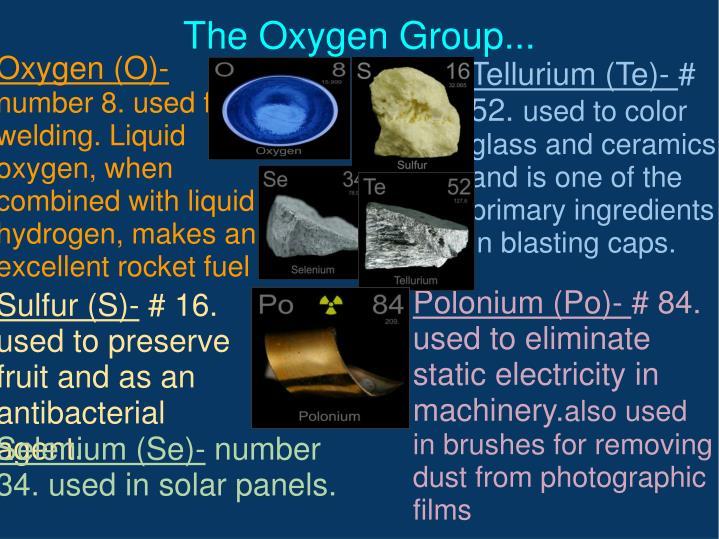 Oxygen (O)-