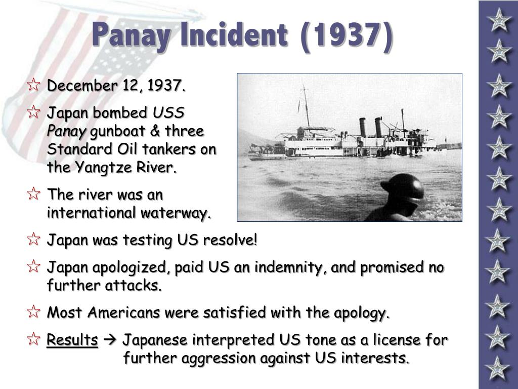 Panay Incident (1937)