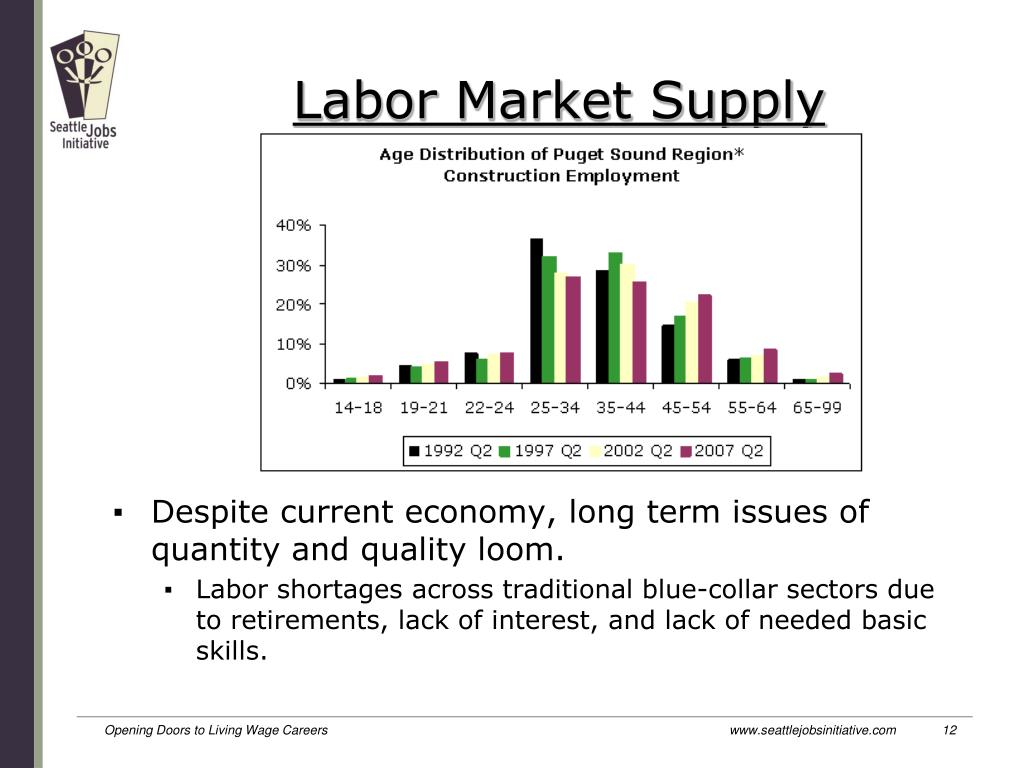 Labor Market Supply